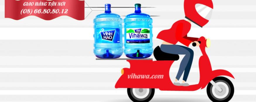 Đại lý nước khoáng Vĩnh Hảo Vihawa