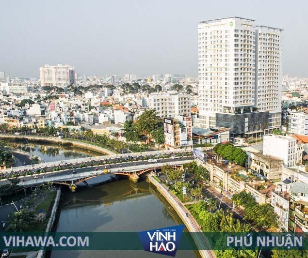 Đại lý nước khoáng Vĩnh Hảo quận Phú Nhuận
