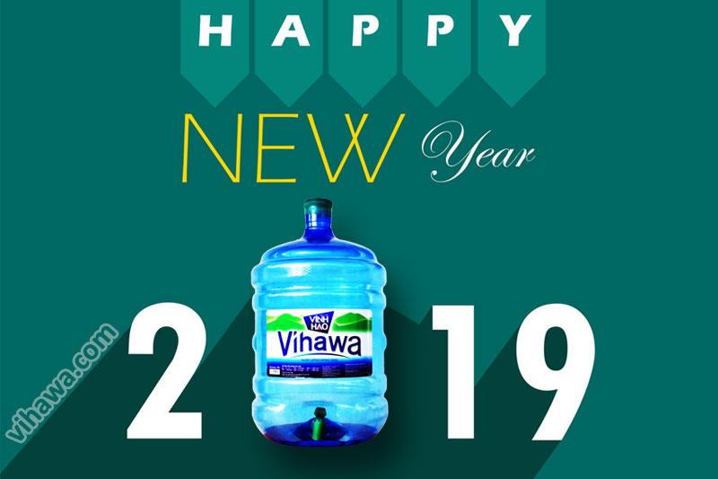 Thông báo tăng giá nước Vihawa 2019