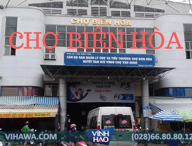 Nước khoáng Vĩnh Hảo Biên Hòa Đồng Nai