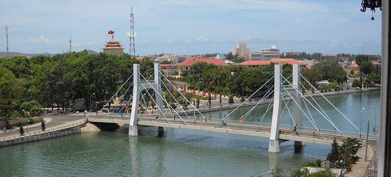 Nước khoáng Vĩnh Hảo Phan Thiết Bình Thuận