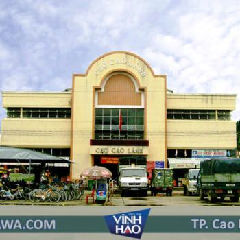 Nước khoáng Vĩnh Hảo Cao Lãnh Đồng Tháp